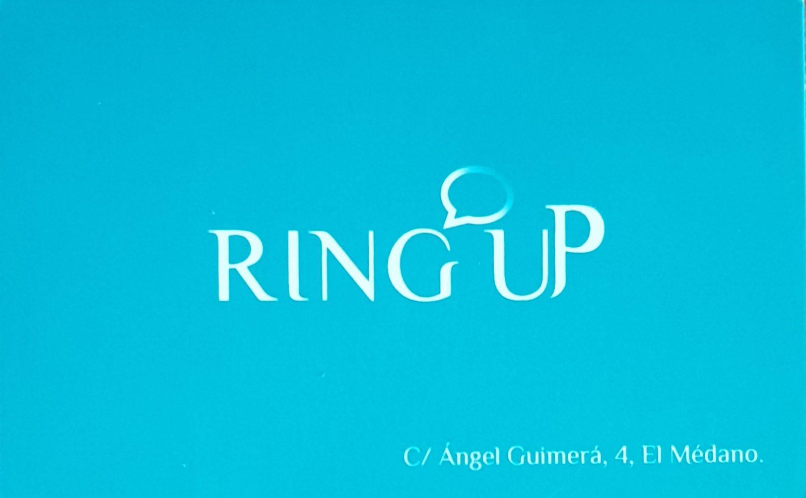 El Hilván de Ruth – Ring Up