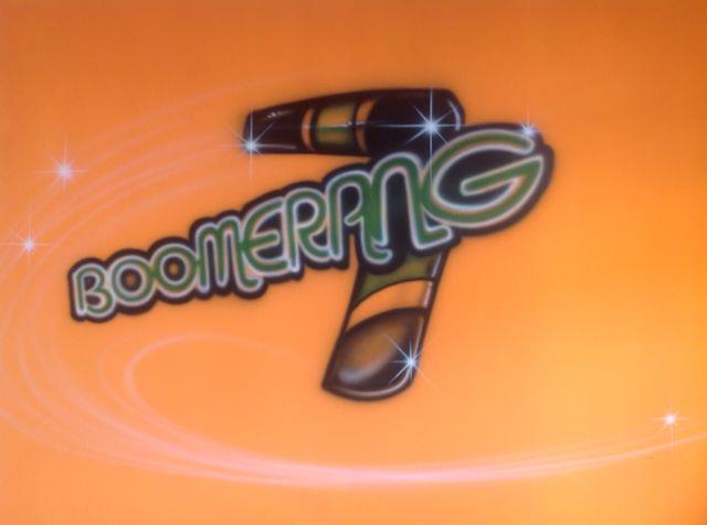 Cafetería Boomerang