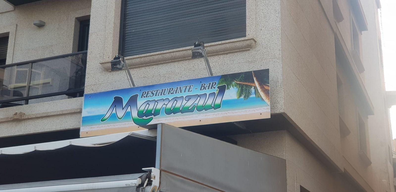 Restaurante MarAzul