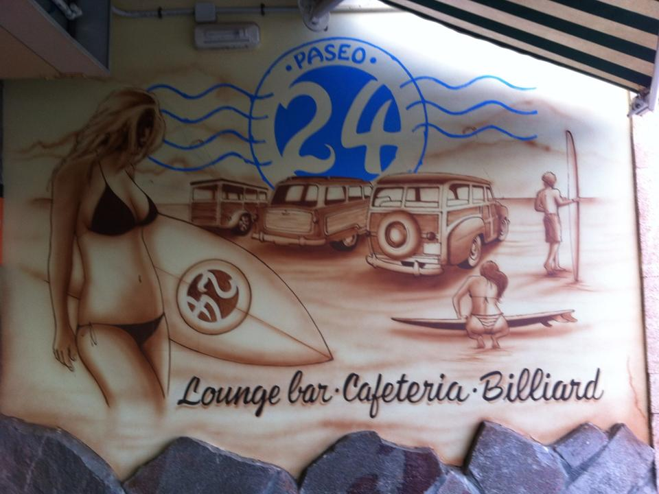Paseo 24 El Médano Lounge Bar