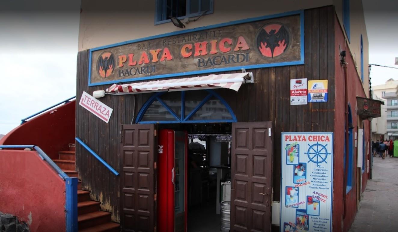 Restaurante Playa Chica