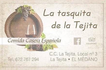 La Tasquita de La Tejita